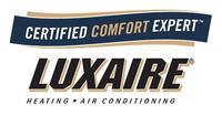 Luxaire Expert Comfort installation logo